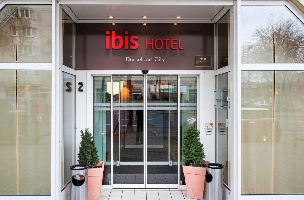 Hotel Ibis Düsseldorf City.