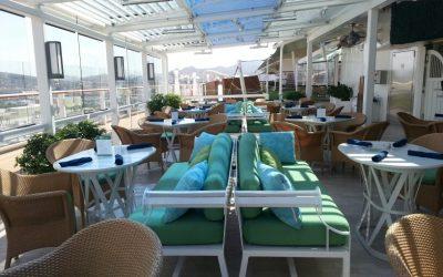 Crucero Celebrity Reflection «no siempre el lujo es clásico». Parte 1