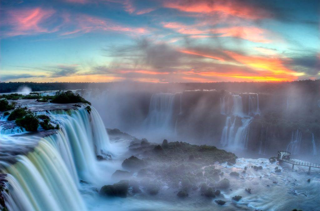 10 rincones naturales del mundo que impresionan.