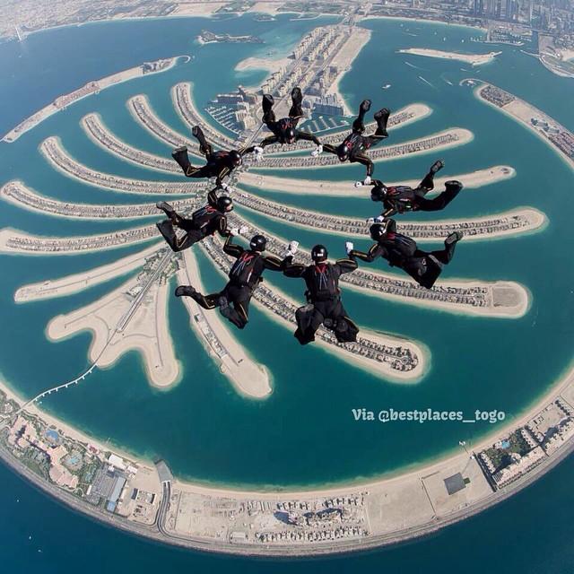 Dubai, una ciudad de vértigo.