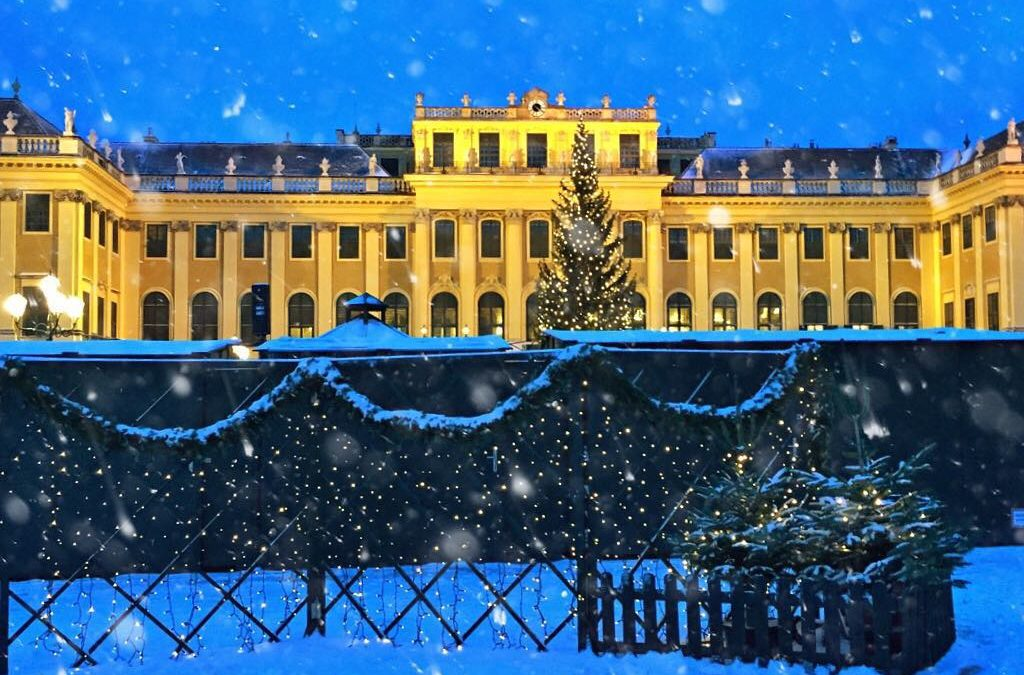 5 imágenes con encanto, viajando en invierno.