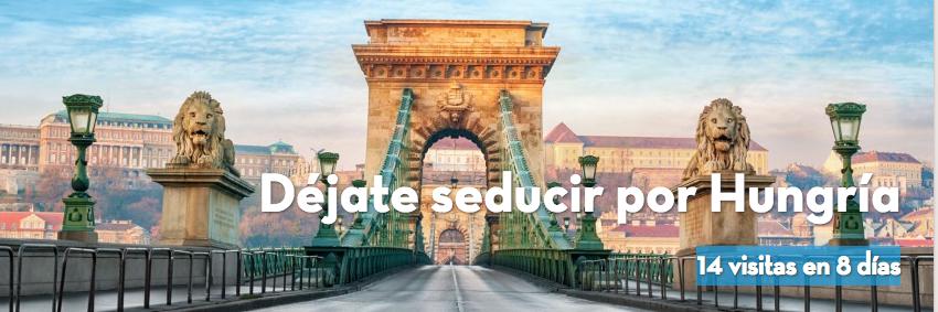 Déjate seducir por Hungría