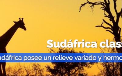 Sudáfrica Clásica Safari