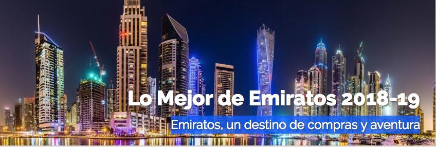 Lo mejor de Emiratos