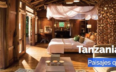 Tanzania, un lujo. Paisajes que te atraparán