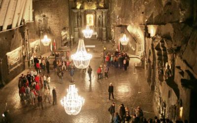 Cracovia. Experiencias imprescindibles. Las minas de sal.