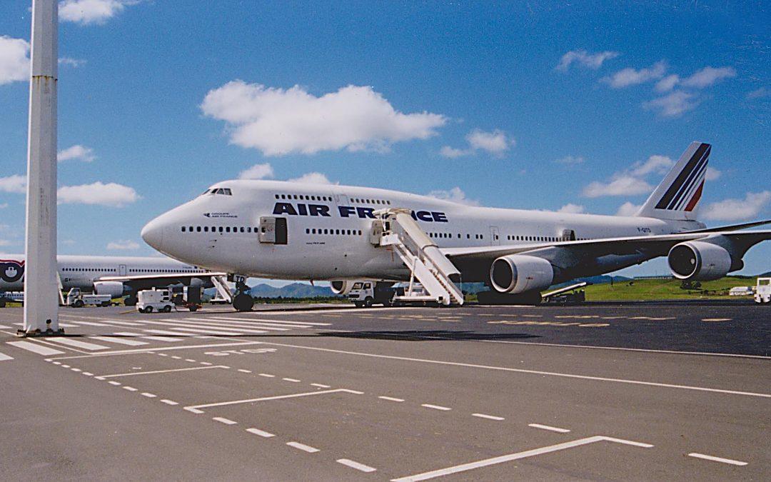 AirFrance introducirá cambios en sus vuelos a partir del 11 mayo.