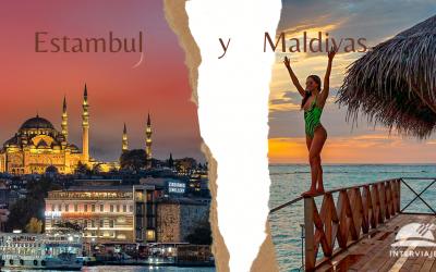 Estambul y Maldivas
