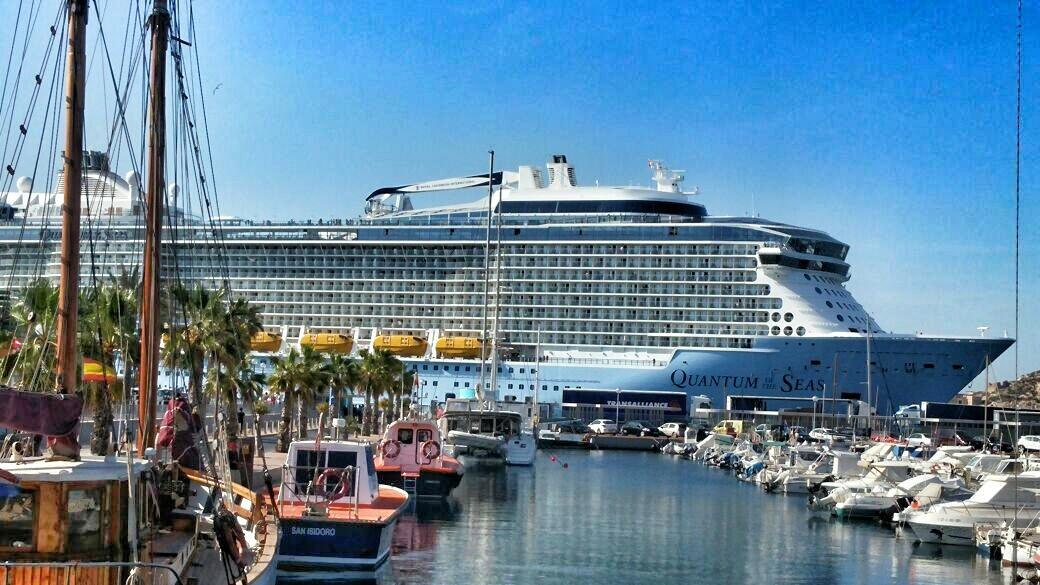 Quantum of the Seas, el barco de cruceros tecnológicamente más avanzado del mundo