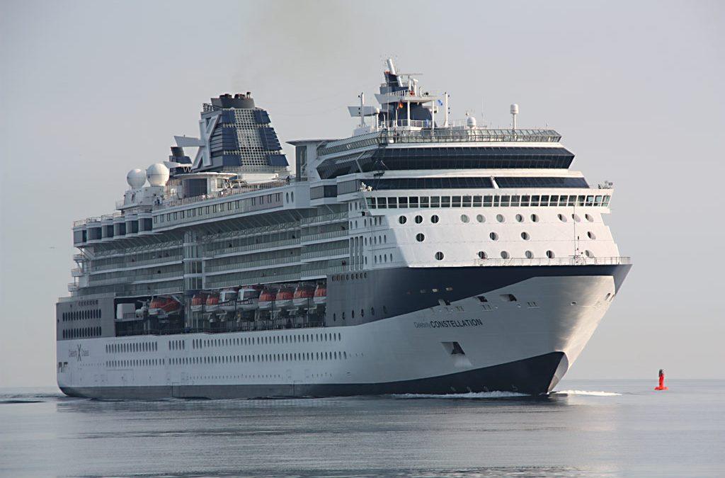 Constellation de Celebrity, un crucero diferente